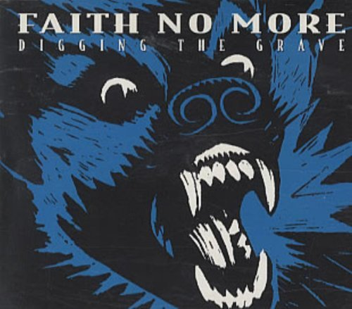 Digging the Grave [CD 1] by Faith No More (1995-08-02)