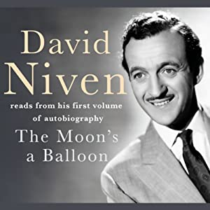 The Moon's a Balloon Audiobook