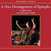 A Nice Derangement of Epitaphs: An Inspector Felse Mystery   [Ellis Peters]