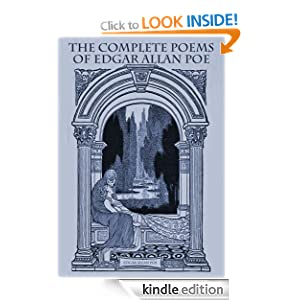 THE COMPLETE POEMS OF EDGAR ALLAN POE (illustrated Anniversary Edition)