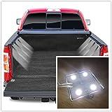 Large Truck Bed Lighting Light Kit 32 WHITE LED for Chevy Ford Toyota Nissan Dodge