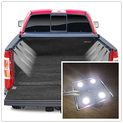 2 Piece Set Universal LED Bed Rail Light Kit Truck Bed Light 32 Super Bright LED (Truck Lights Accessories compare prices)