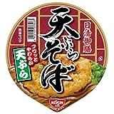 日清 御膳天ぷらそば 88g×12食