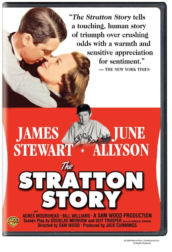 Cover art for  The Stratton Story