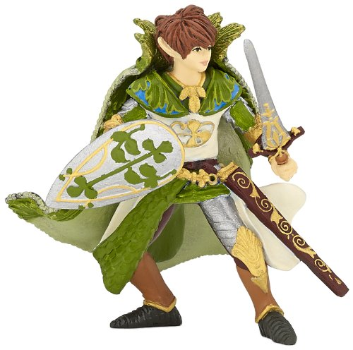 Papo Prince of The Forest Toy Figure - 1