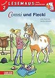 LESEMAUS zum Lesenlernen Stufe 2, Band 404: Conni und Flecki: Lesemaus zum Lesenlernen - Lesestufe 2 - Julia Boehme