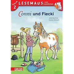 Conni und Flecki. Lesemaus zum Lesenlernen. Lesestufe 2