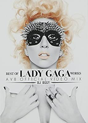 Dj Oggy - Best Of Lady Gaga Works Av8 Official Video Mix - [Japan DVD] OGYDV-37