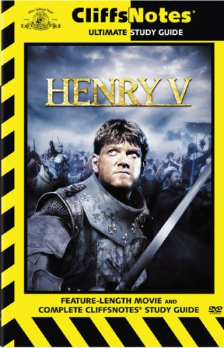 Henry V (Cliffs Notes Edition)