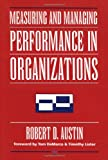 img - for Measuring and Managing Performance in Organizations book / textbook / text book