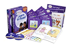 Amazon Exclusive Hooked on Phonics Learn to Read Kindergarten Complete with BONU from Hooked on Phonics