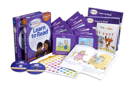 Learn to Read Kindergarten Complete - Amazon Exclusive Edition