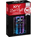 K-Y Yours + Mine Couples Lubricant, Two 1.5 fl oz Bottles ~ K-Y