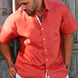 Chico Guapo men's linen shirt