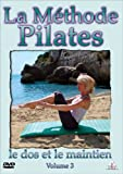 echange, troc La Méthodes Pilates : Le dos et le maintien