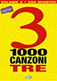 CARISCH 1000 CANZONI VOL.3 - PAROLES ET ACCORDS Sheet music pop, rock, ... Lyrics&chords