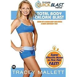 6-Minute QuickBlast Method - Total Body Calorie Blast [DVD] [Edizione: Regno Unito]