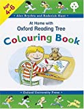At Home with Oxford Reading Tree: Colouring Book (0198382170) by Brychta, Alex