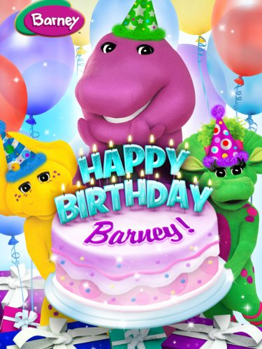 Barney: Happy Birthday Barney! - Julie Hutchings Phillips