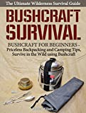 Search : Bushcraft Survival: The Ultimate Wilderness Survival Guide: Bushcraft for Beginners - Priceless Backpacking and Camping Tips, Survive in the Wild using Bushcraft (Bushcraft, Survival, Prepping)