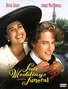 Four Weddings and a Funeral (Widescreen/Full Screen)