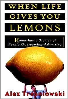 If life gives you lemons book