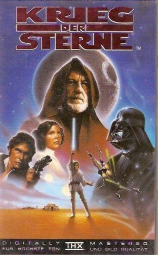 Krieg der Sterne [VHS]