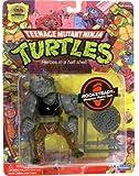Teenage Mutant Ninja Turtles 25th Anniversary Action Figure Rocksteady