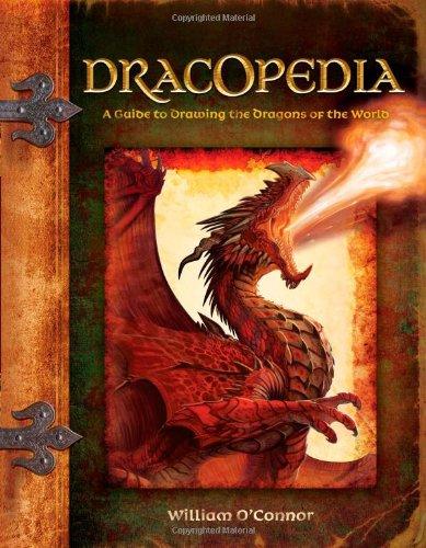 Dracopedia : ドラゴンの描き方