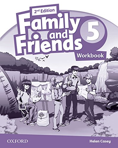 Family & Friends 5: Activity Book 2ª Edición (Family & Friends Second Edition)