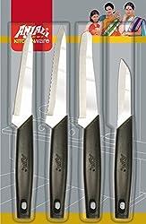 Anjali 4Pcs Sharpline Knife Set