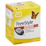 FreeStyle Freedom Lite Blood Glucose Monitoring System, 1 system