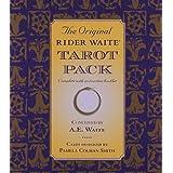 The Original Rider Waite Tarot Pack ~ Arthur Edward Waite