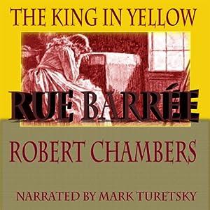 Rue Barree Audiobook