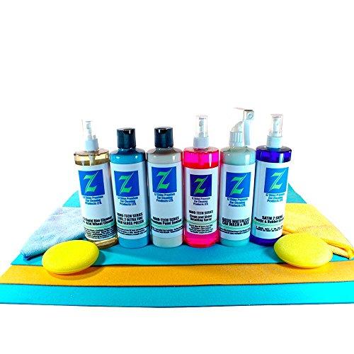 nano-tech-series-car-detailing-pack-18-products-waterless-wash-wax-premium-paint-sealant-level-2-ult