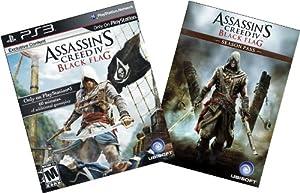 Assassin's Creed IV Black Flag Digital Bundle: Game + Season Pass - PS3 [Digital Code] by Sony PlayStation Network