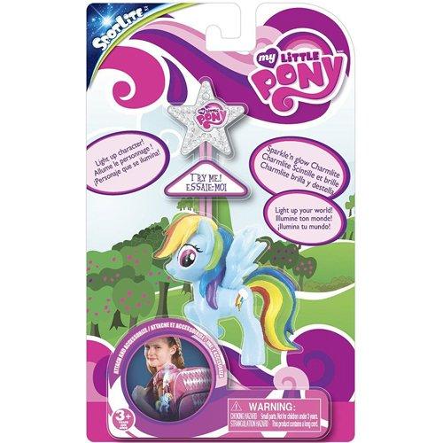 My Little Pony SpotLite Rainbow Dash Charmlite Electronic