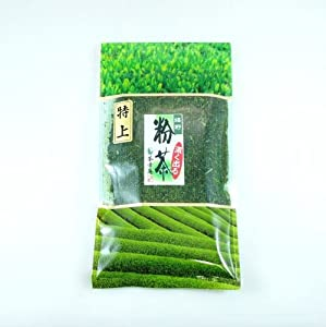 Tokyo Matcha Selection Tea- Wholesale- Chakouan: Ureshino Premium Konacha 1kg (2.2lbs) Sushi tea powder from Ureshino Saga [Standard ship by EMS with Tracking & Insurance] from Chakouan