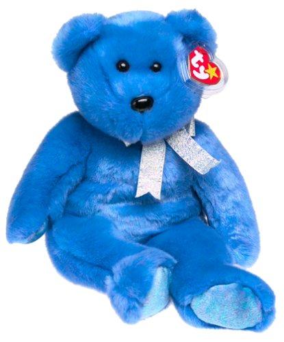 Ty Beanie Buddies - Clubby Bear II - 1