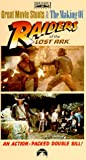 "Great Movie Stunts and the Making of ""Raiders of the Lost Ark"" [VHS]"