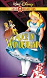 Alice in Wonderland (Walt Disney Gold Classic Collection) [VHS]