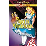 Alice in Wonderland (Walt Disney Gold Classic Collection) [VHS] ~ Kathryn Beaumont