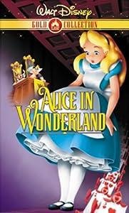 Alice in Wonderland (Walt Disney Gold Classic Collection) [VHS]