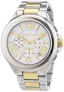 Michael Kors MK5653 Ladies Two Tone Chronograph Watch