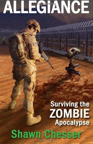 Allegiance Surviving the Zombie Apocalypse Volume 5098826160X