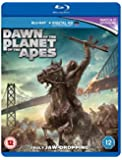 Dawn of the Planet of the Apes [Blu-ray + UV Copy]