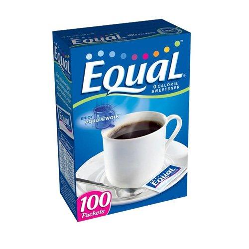MJKNUT810931 - Equal Sugar Substitute, 100/BX
