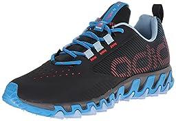 adidas Performance Women\'s Vigor 5 TR W Trail Running Shoe, Dark Grey/Altitude/Solar Blue, 9 M US