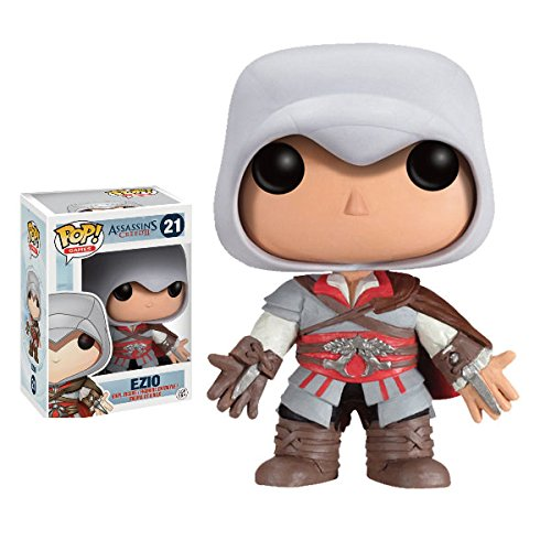 Funko POP Games Assassin's Creed Ezio Action Figure