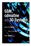 GSM, cdmaOne and 3G Systems (0471491853) by Steele, Raymond